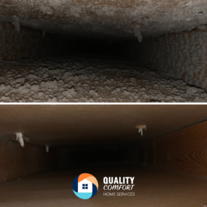 quality comfort air duct cleaning service