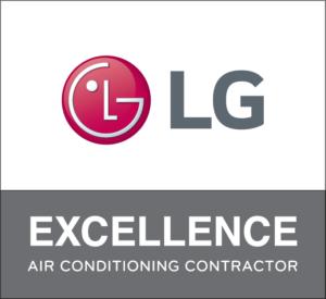 LG Excellence logo - Quality Comfort - Cincinnati