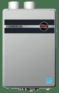 rudd tankless water heater