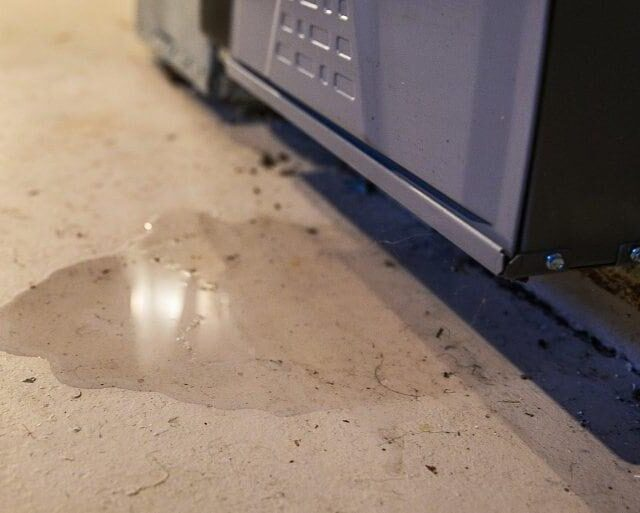 Why Is Water Leaking From My Furnace?