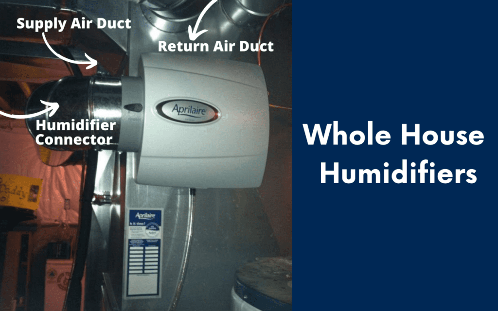 Whole House Humidifier Cincinnati